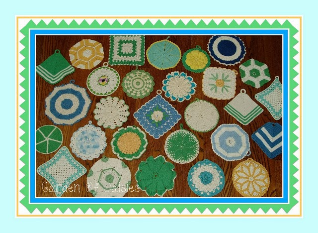 Potholder Collection