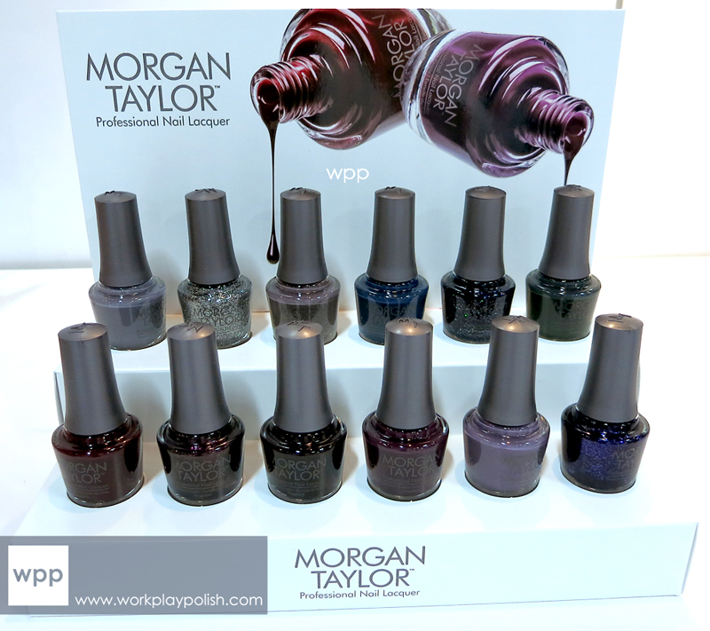 Morgan Taylor Fall Collection 2013