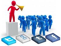 Acudir a las redes sociales para obtener reseñas
