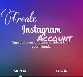 create instagram account