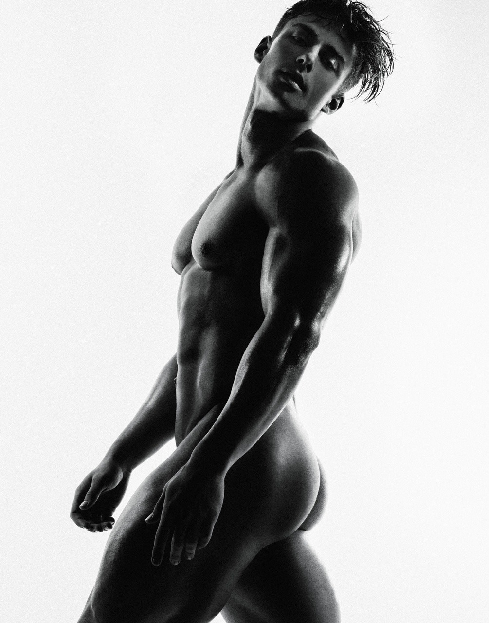 Profile of sprinter tyson gay