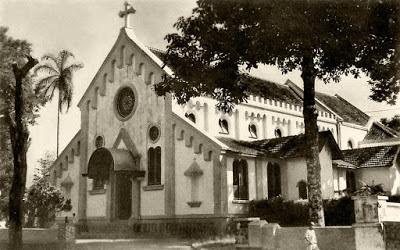 Sejarah Masuknya Agama Kristen