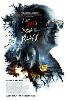 I Am Not a Serial Killer Poster