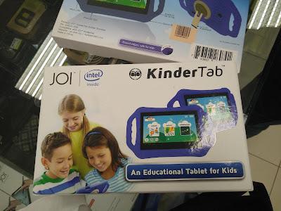 JOI KinderTab | Tablet Khas Kanak-Kanak