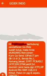 Cara Daftar Go Send Dan Go Kilat Di Android