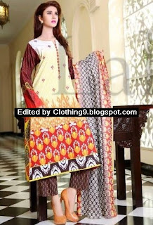 Lala Midsummer Classic Cotton Collection 2015