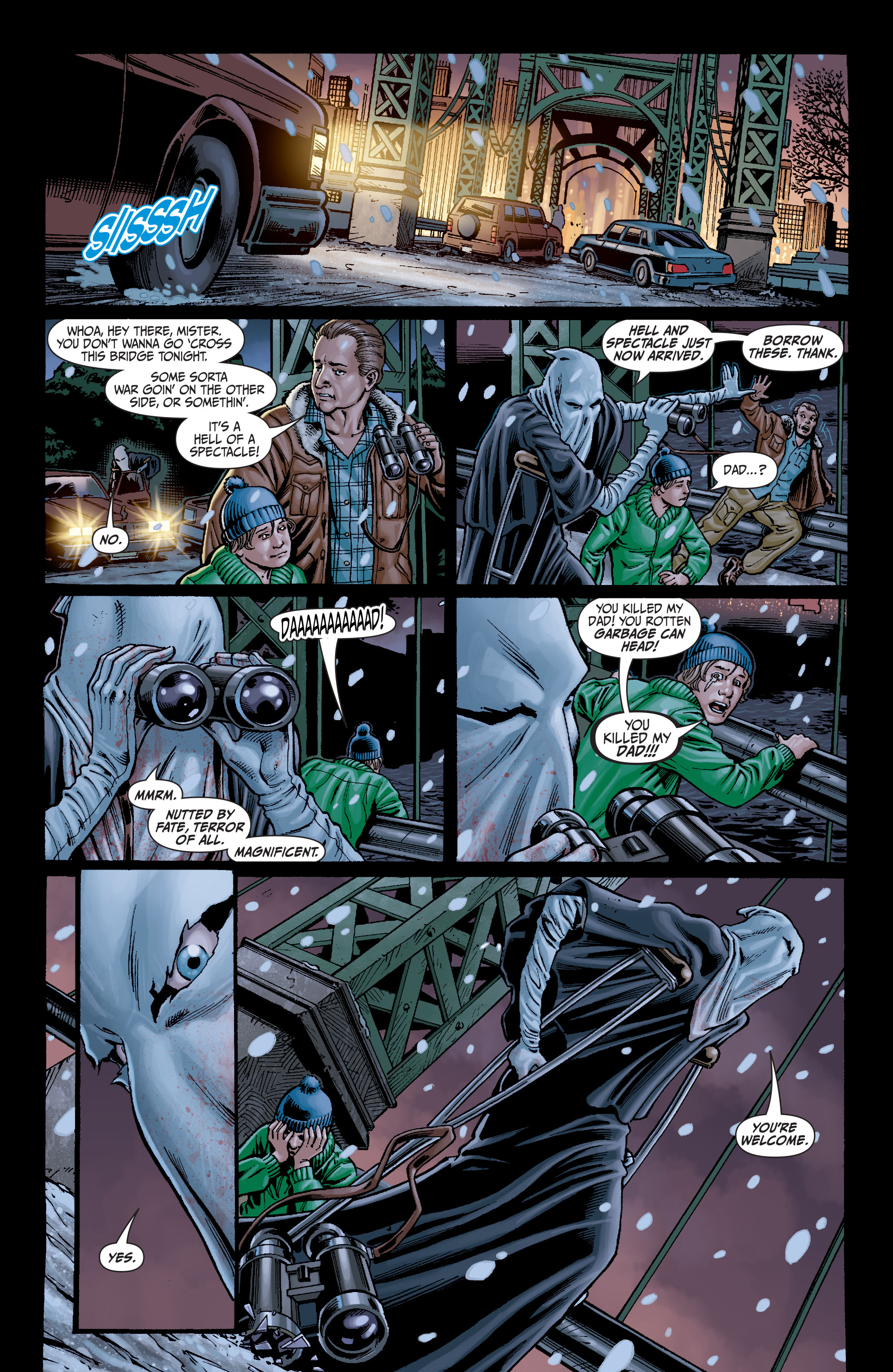 Read online Secret Six (2008) comic -  Issue #7 - 13
