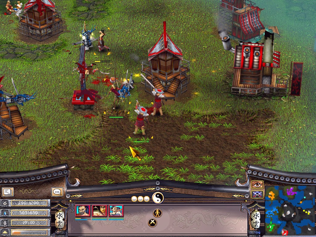 Battle Realms+Winter Of The Wolf Free Game Download - Free