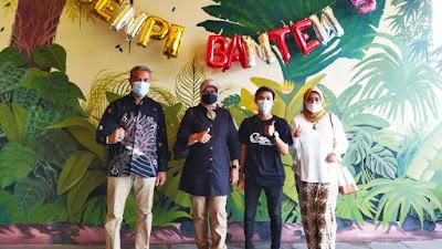 Genpi Banten Gelar Diskusi Digitalisasi Pariwisata dan Literasi Digital
