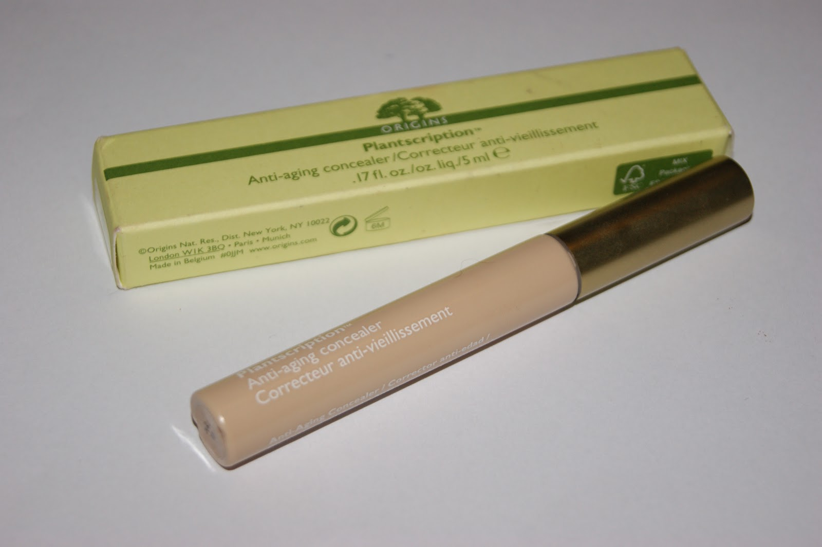 Origins Plantscription Anti Ageing Concealer Review The Sunday Girl