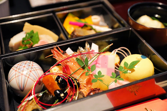 Các món ăn cổ truyền vào dịp năm mới của các nước Châu Á