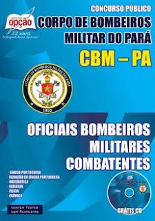 Apostila CBMPA CFO COMBATENTES 2015.