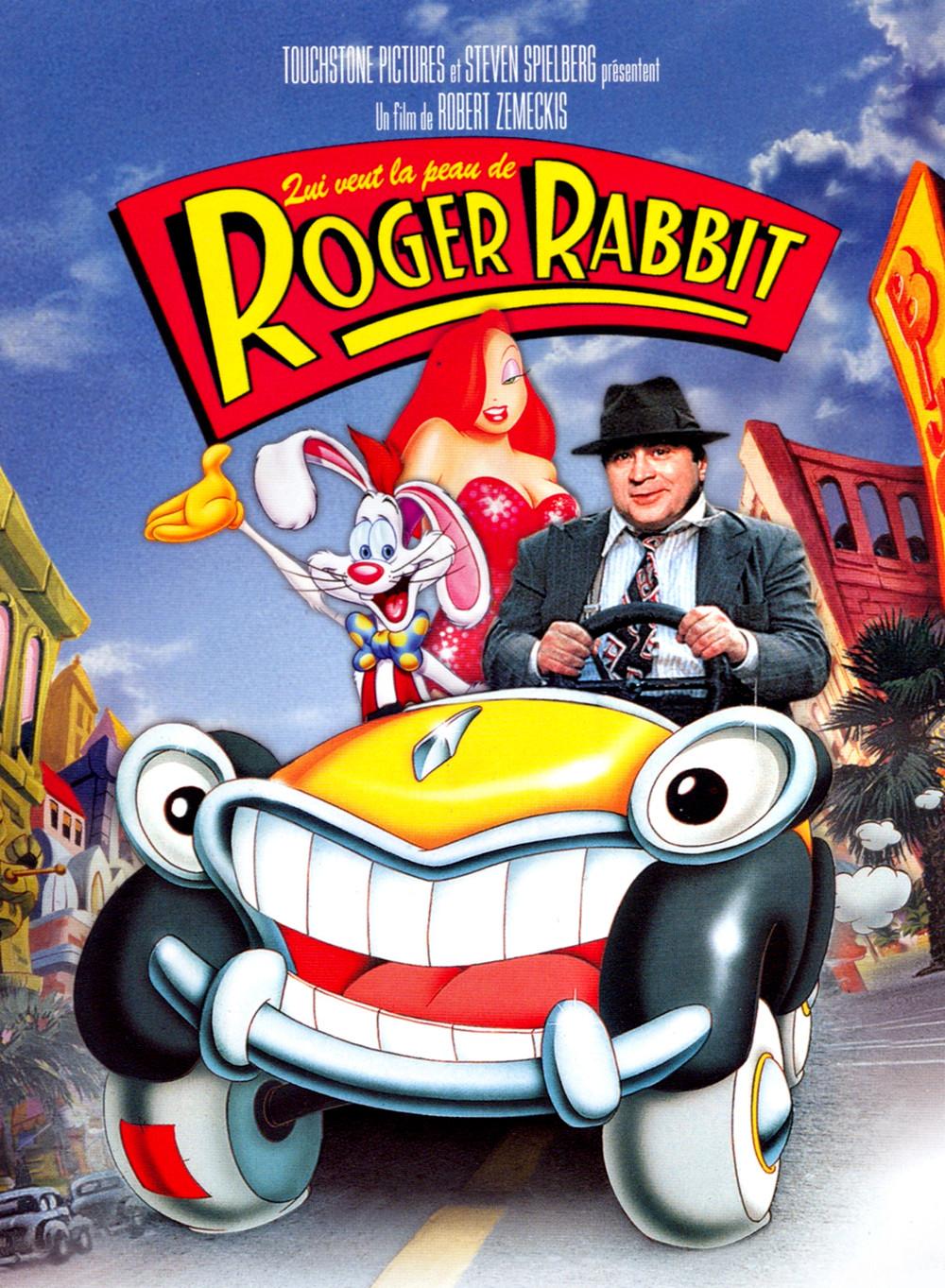 Who Framed Roger Rabbit 1988 720p BluRay Dual Audio [Hindi – English]