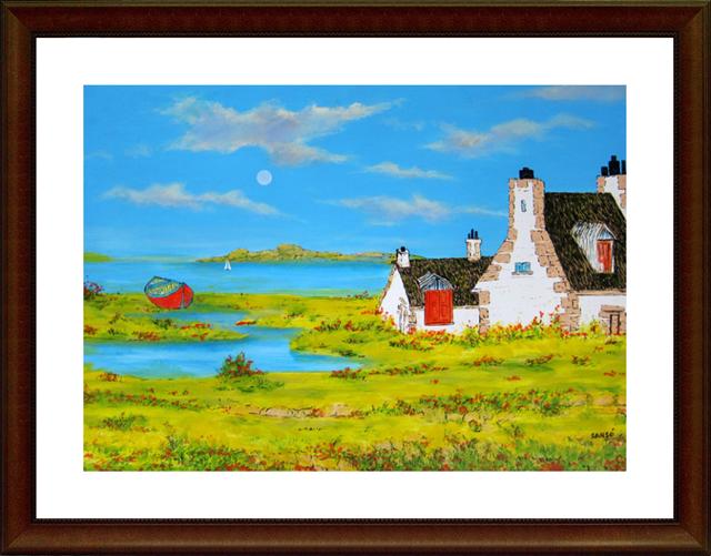 SANSO: Breton Houses, travelonshoestring, SANSO: Breton Houses Blogger