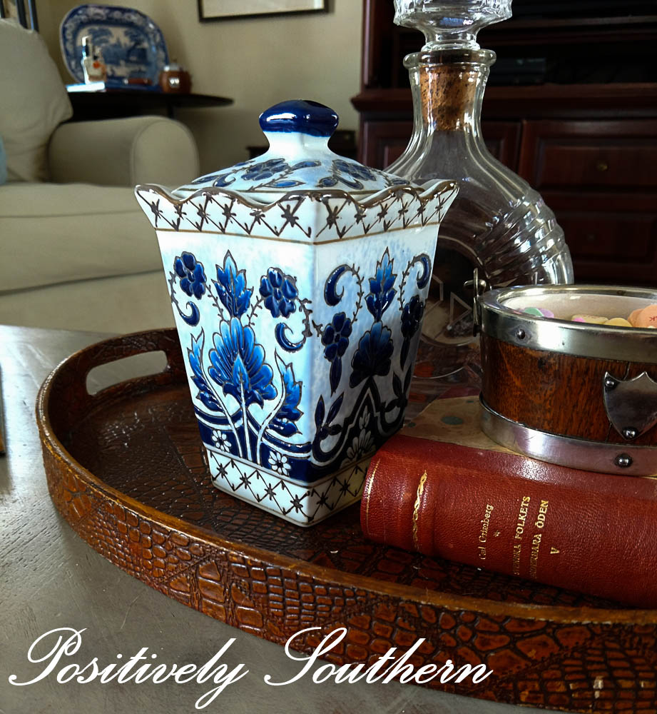 For the Love of Blue Willow | Positively Southern