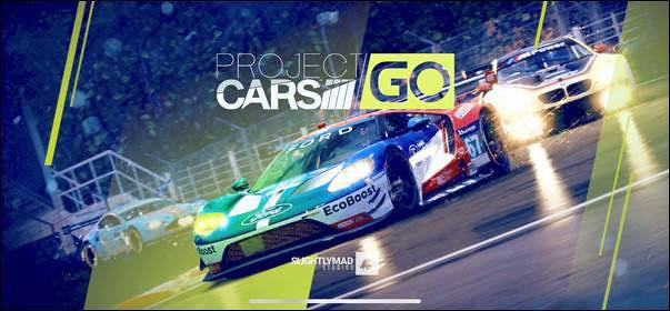 Se anuncia Project Cars GO