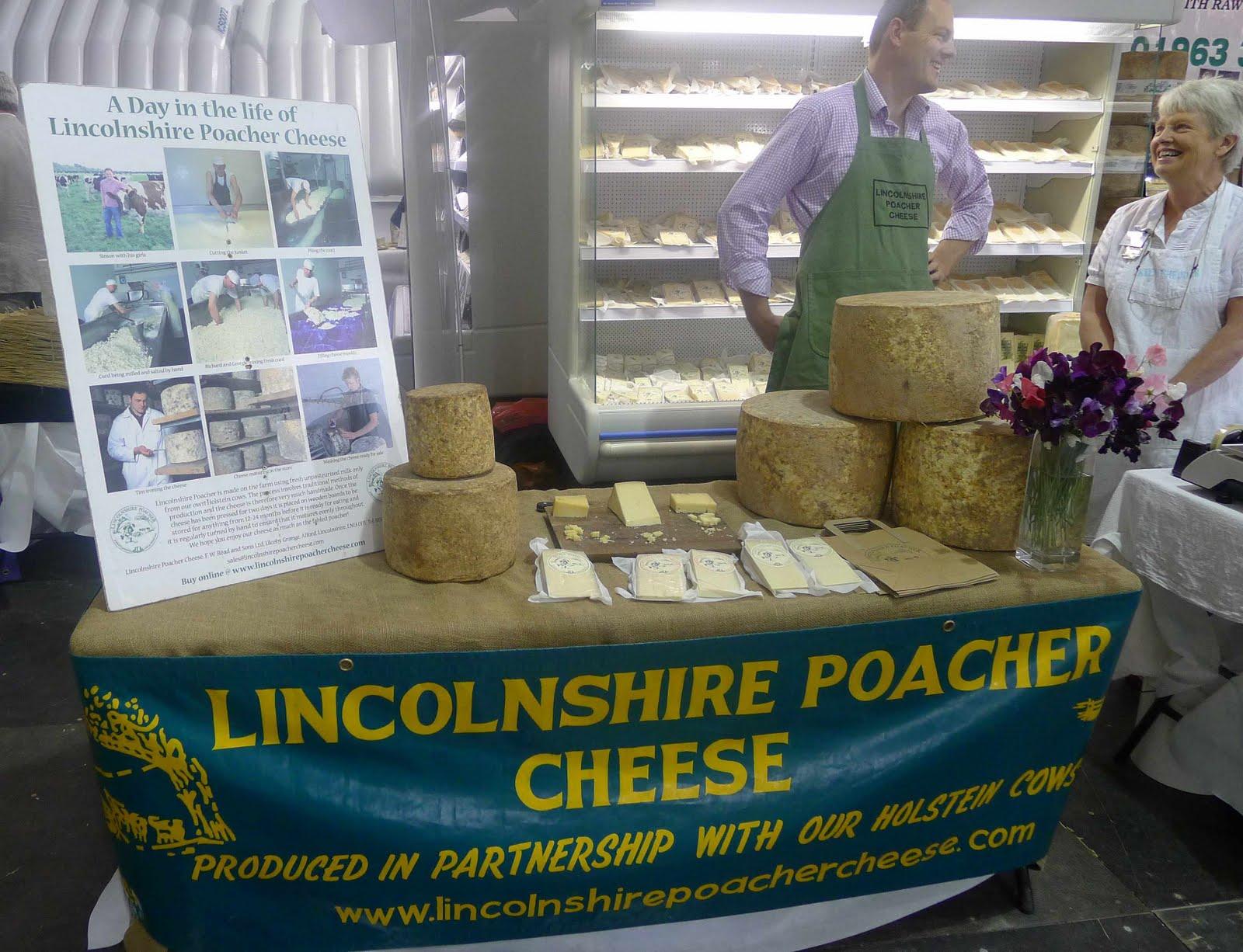 lincolnshire poacher cheese