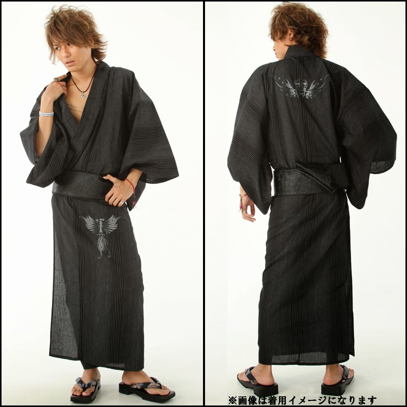 Shoes Worn With Kimono Men