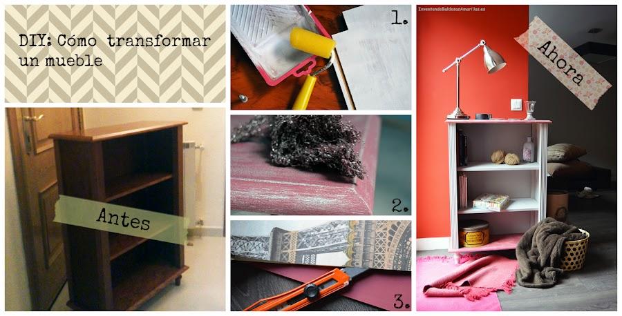 Aprende a decorar muebles