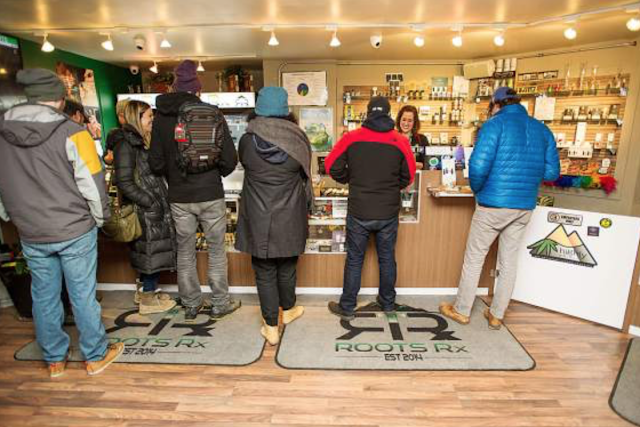Aspen marijuana shops sold $11.3 million in 2017, topping liquor stores for first time