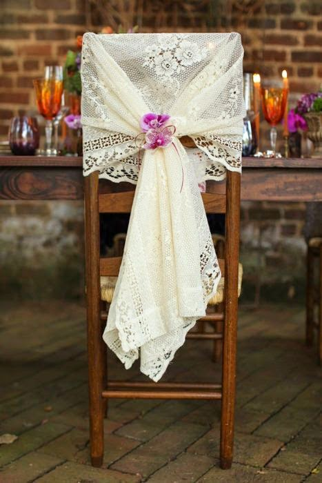 bohemian style chair cover