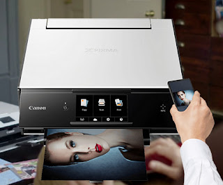Canon PIXMA TS9050 Printer Drivers and Software Download