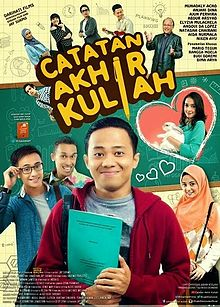 Streaming & Download Film Catatan Akhir Kuliah Full Movie