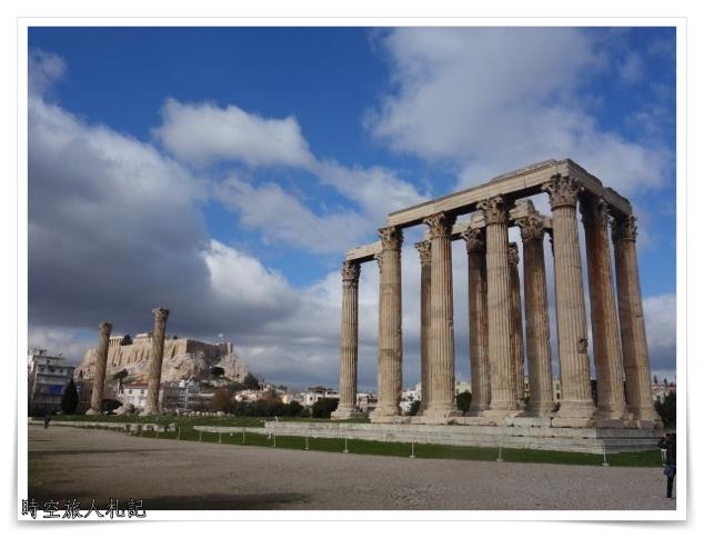 2017/02 雅典遊記: 衛城博物館、宙斯神殿、羅馬市集、哈德良博物館、古代市集