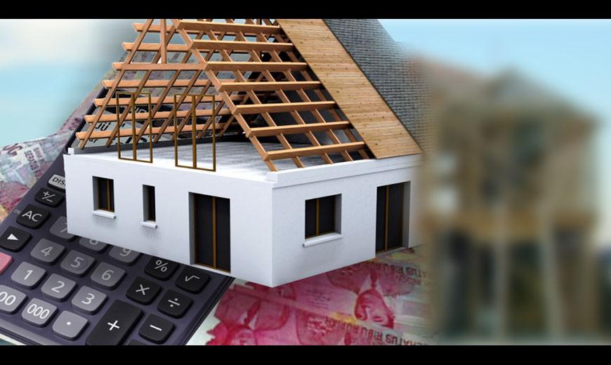 Menghitung biaya bangun rumah per meter persegi