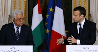 Macron: We will not accept any peace plan of the United States