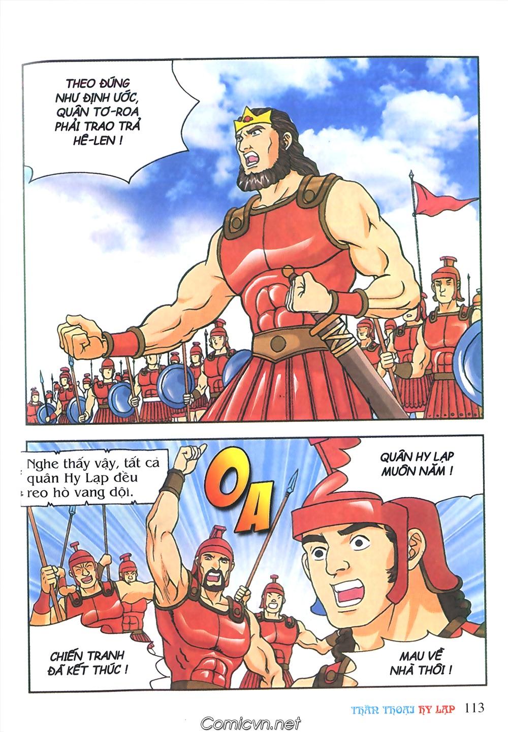 Thần Thoại Hy Lạp Màu - Chapter 59: Phá vỡ định ước - Pic 4