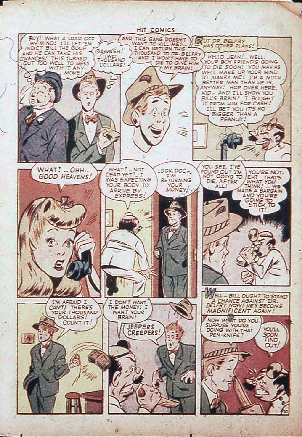 Read online Hit Comics comic -  Issue #30 - 58