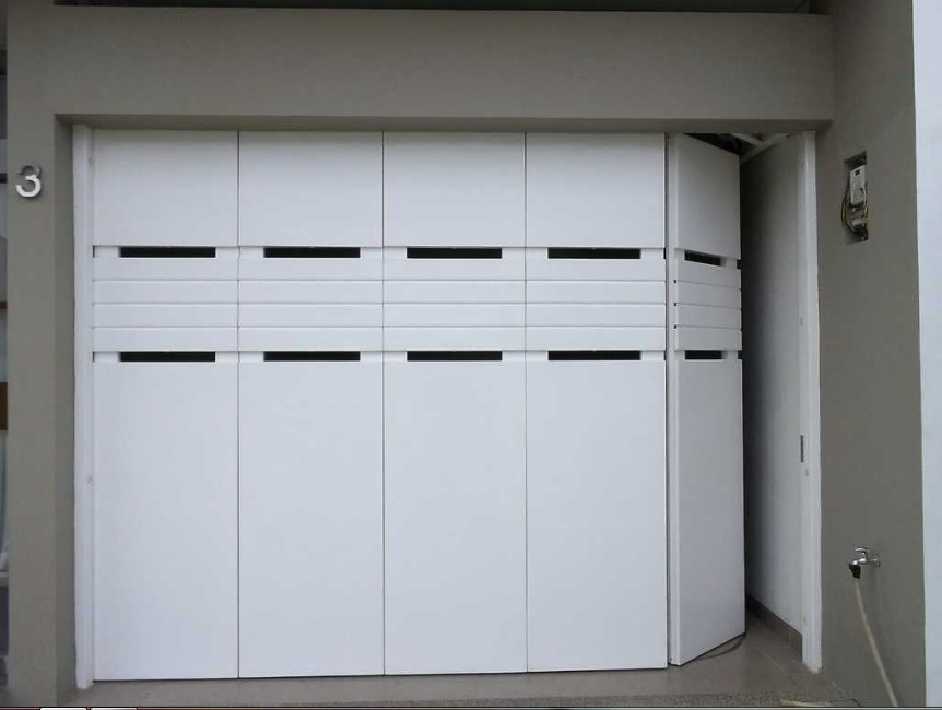 spesialis pintu lipat besi Jakarta