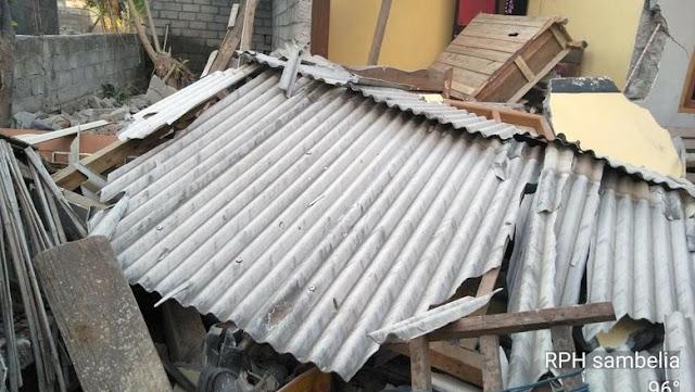 Seorang WN Malaysia Jadi Korban Tewas Gempa NTB 6,4 SR