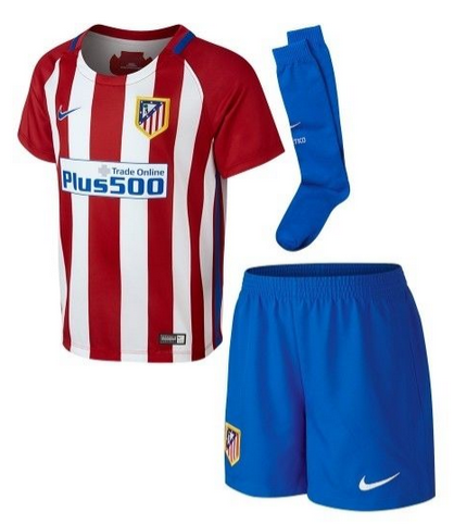 ensemble survetement foot Atletico Madrid 2017 pas cher