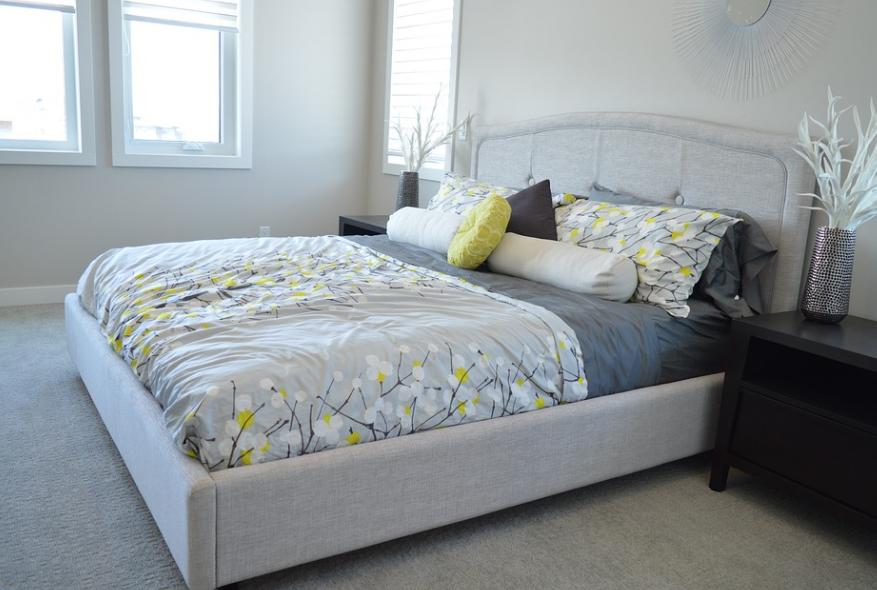 Contoh Gambar Desain Kamar Tidur Minimalis Sederhana Terbaru