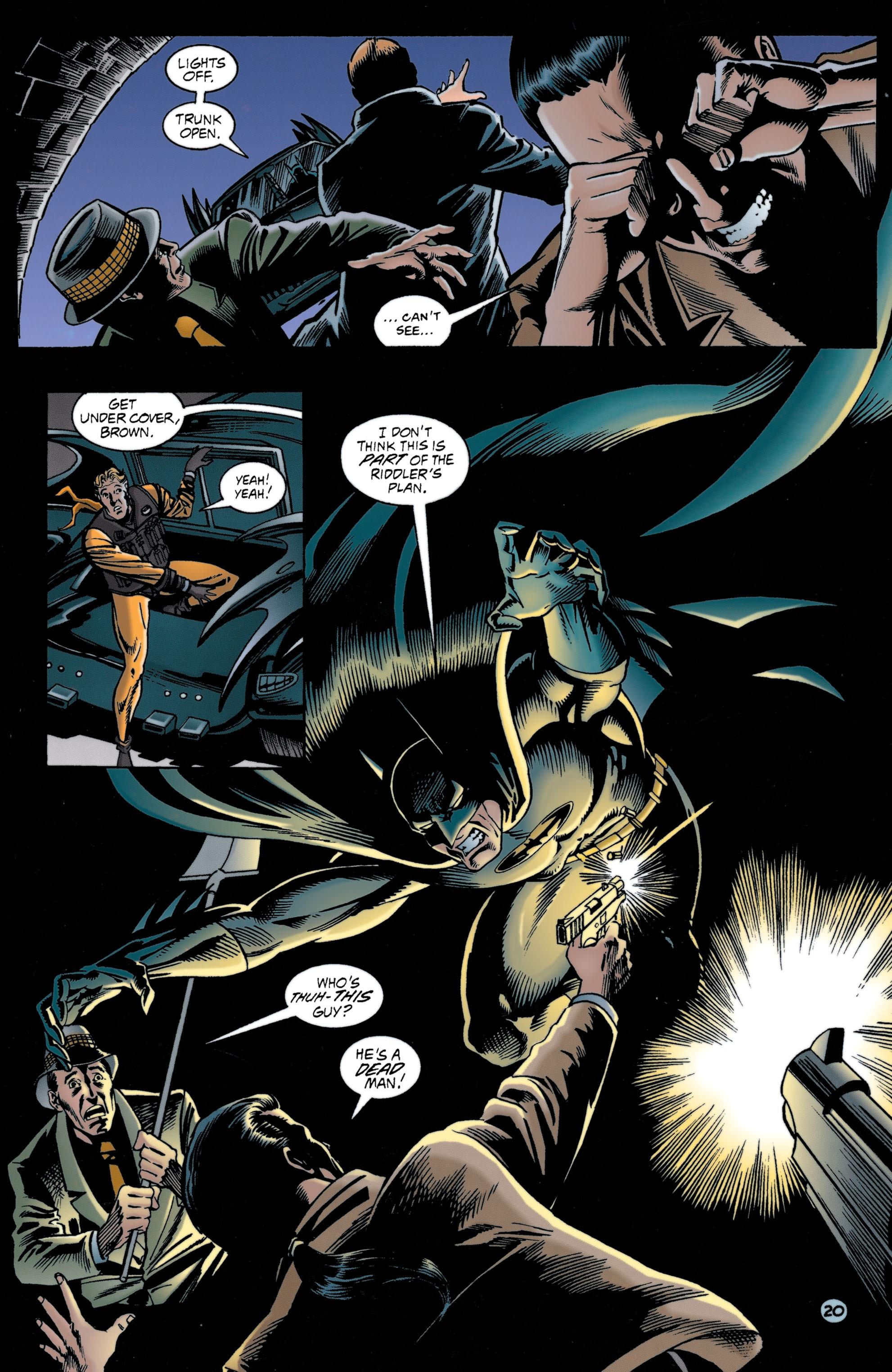 Detective Comics (1937) 706 Page 20