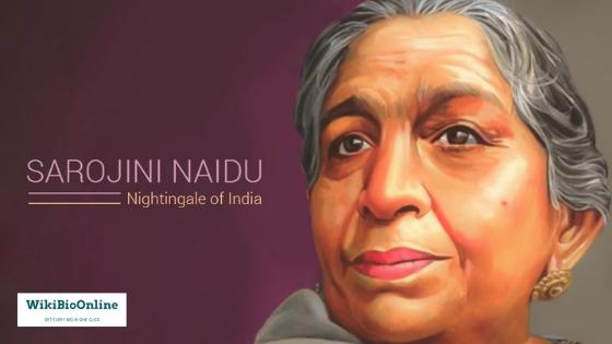 Sarojini Naidu Biography | Life Story | History | Death