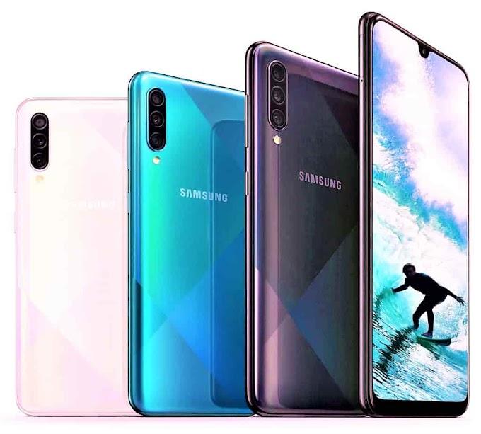 Samsung Galaxy A50s vs A30s full comparison