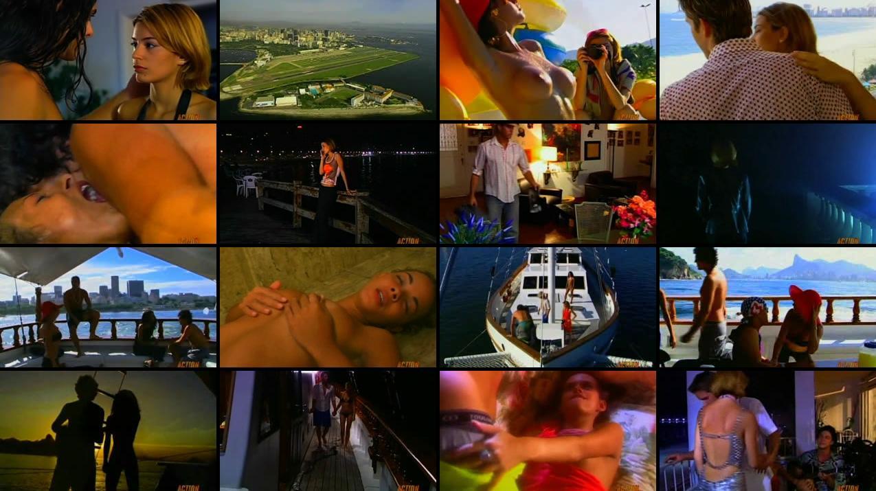 [18+] Emmanuelle in Rio 2003 720p DVDRip 700MB Screenshot