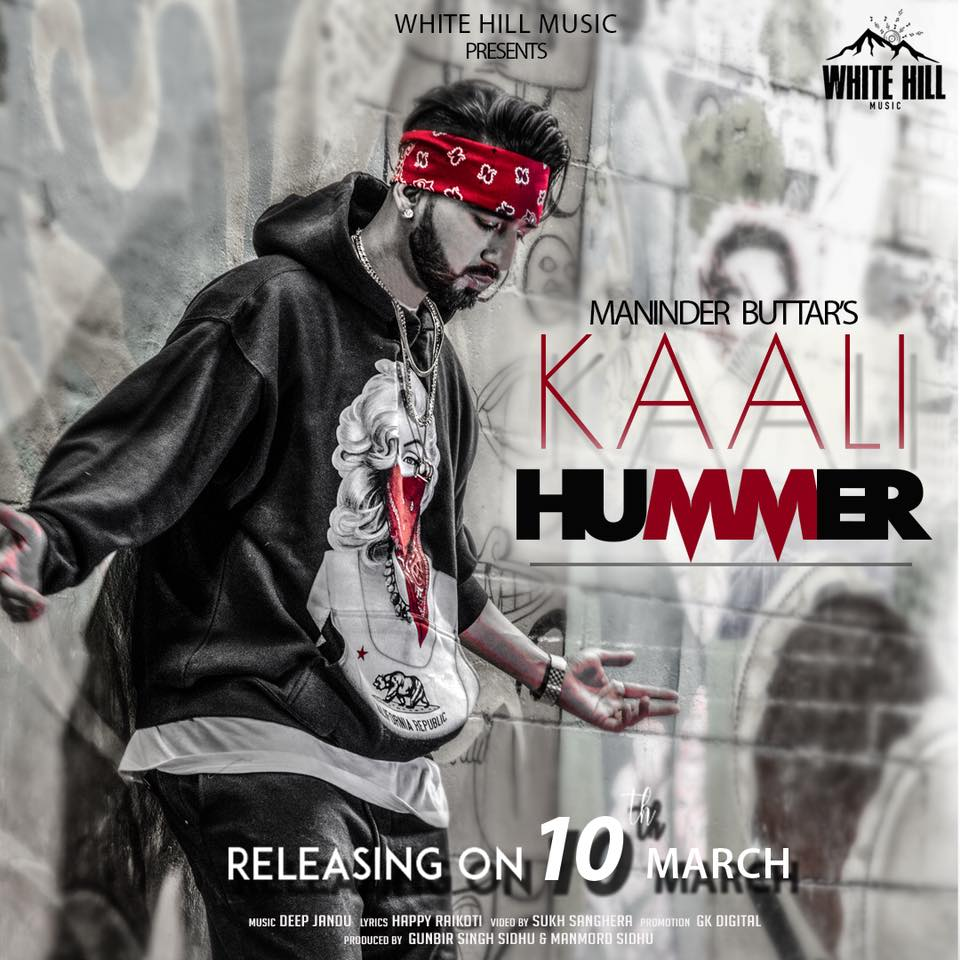 Maninder Buttar New Song Tera Yaar Mp3 Download: Kaali Hummer Manindar Buttar MP3 MP4 Download HD Video Lyrics