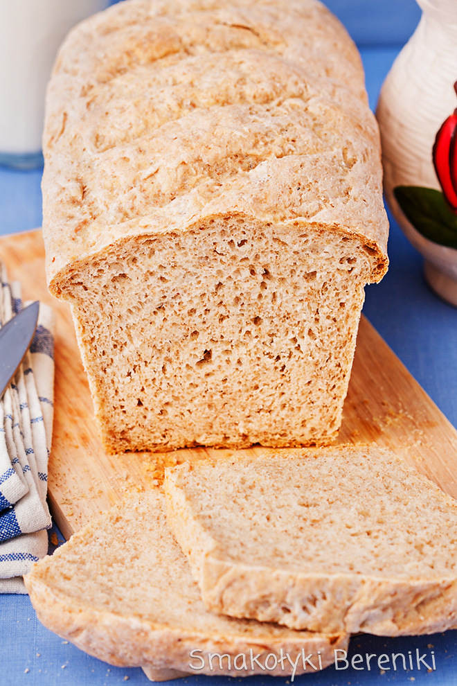 domowy chleb graham