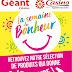 Catalogue Géant Casino du 19 au 30 mars 2019 (Semaine du Bonheur)