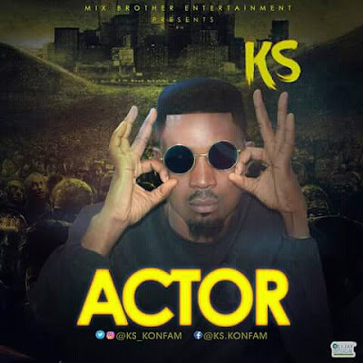 Nigerian Dancehall Star, KS Releases Two New Songs
