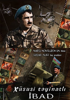 Xüsusi Teyinatlı İbad - (2017) - Special forced Ibad  / Спецназначенный Ибад | Azerbaycan Filmi izle