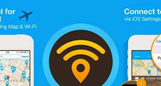 تحميل برنامج فك شبكات الواي فاي wifi map pro apk 2015