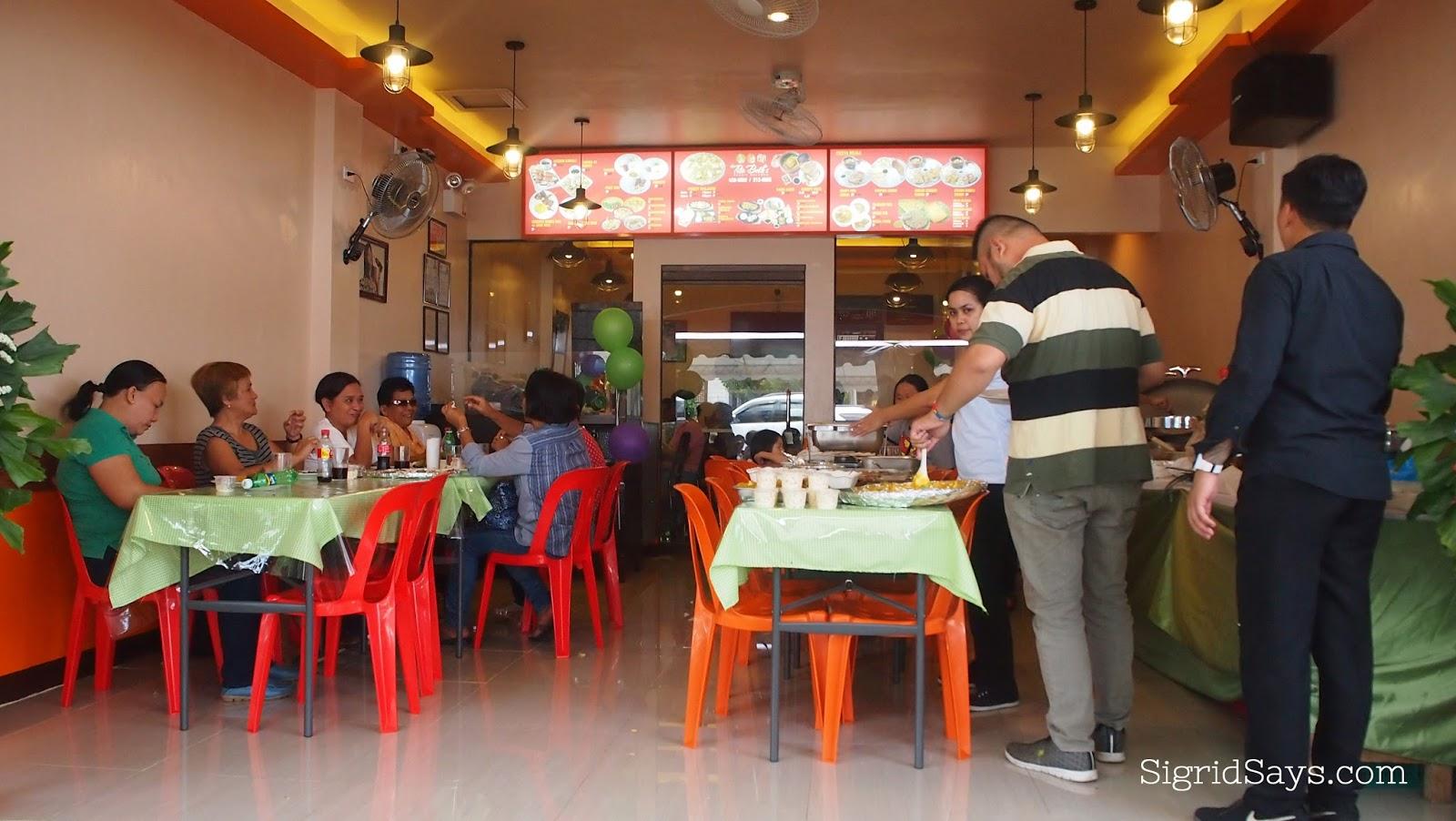 Tita Beth's Pancit Malabon Haus in Silay