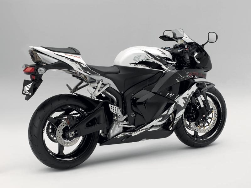 2012 Honda Sport Bikes and Honda CBR250R: Honda CBR 600 RR 2010