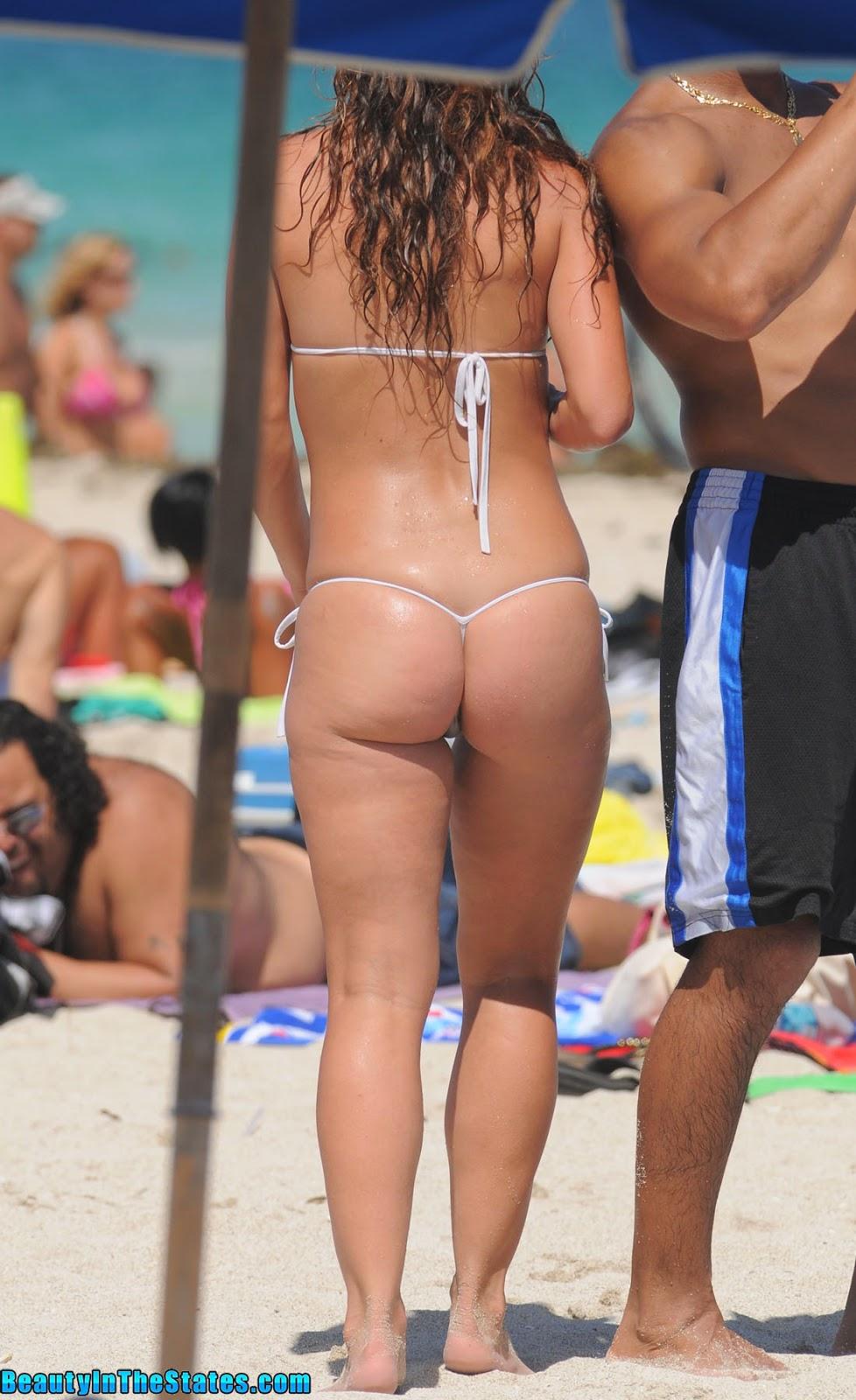 Sexy Women In Micro Bikinis