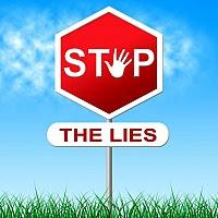 Stop a las mentiras
